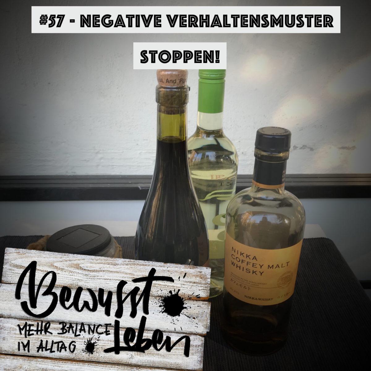 Negative Verhaltensmuster stoppen