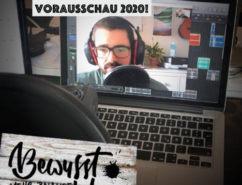 Rückblick 2019 und Vorausschau 2020!