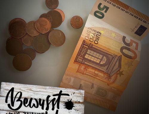 Geldbewusstsein stärken!