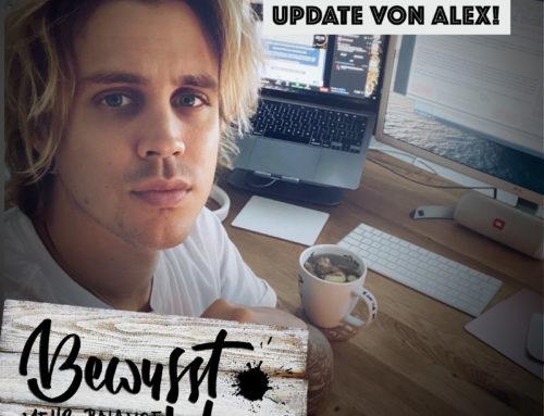 Ein Therapie-Update von Alex!